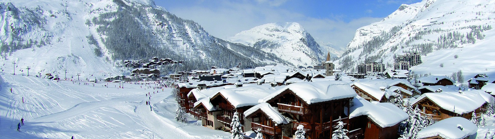 Val d'Isere dorp